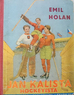 Jan Kalista hockeyista