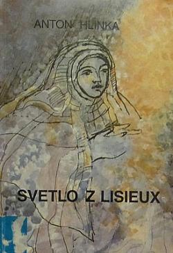 Svetlo z Lisieux obálka knihy