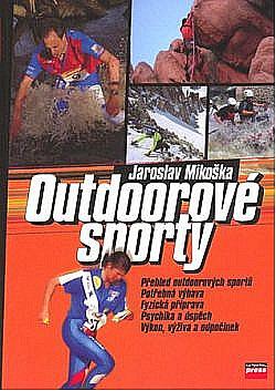 Outdoorové sporty obálka knihy