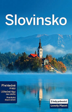 Slovinsko obálka knihy