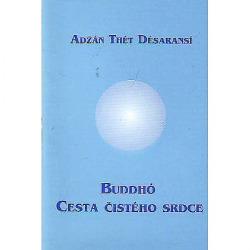Buddhó - Cesta čistého srdce obálka knihy