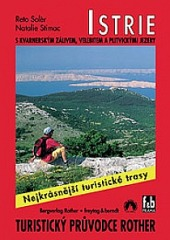 Istrie - Turistický průvodce obálka knihy