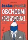 Česko-ruská obchodní korespondence obálka knihy