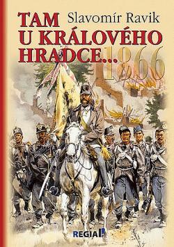 1866 - Tam u Králového Hradce... obálka knihy