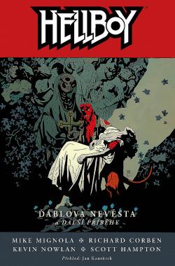 Ďáblova nevěsta a další příběhy obálka knihy