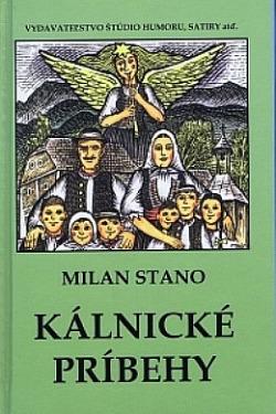 Kálnické príbehy obálka knihy