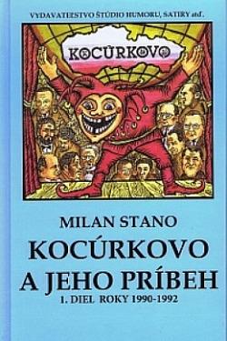 Kocúrkovo a jeho príbeh obálka knihy