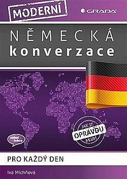 Moderní německá konverzace pro každý den obálka knihy