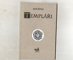 Templáři obálka knihy