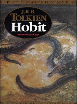Hobit (alebo Cesta tam a späť) obálka knihy