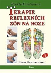 Praktická učebnice terapie reflexních zón na noze obálka knihy