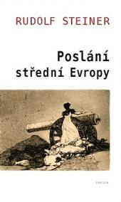 Poslání Střední Evropy obálka knihy