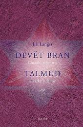 Devět bran / Talmud obálka knihy
