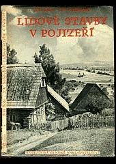 Lidové stavby v Pojizeří obálka knihy