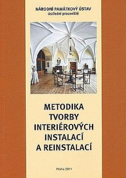 Metodika tvorby interiérových instalací a reinstalací obálka knihy