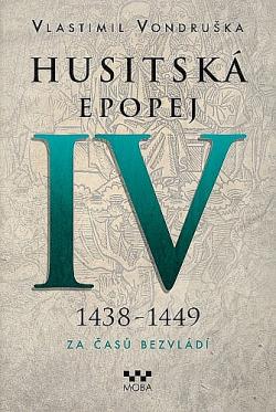 Husitská epopej IV obálka knihy