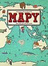 Mapy. Atlas světa, jaký svět ještě neviděl