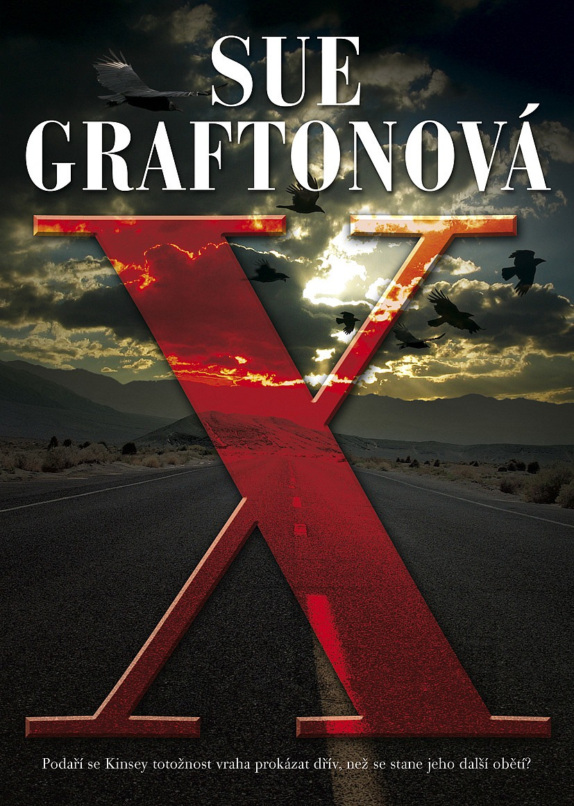 X by Sue Grafton - Uncorrected Proof for Limited Distribution Paperback 2015