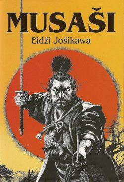 Musaši obálka knihy