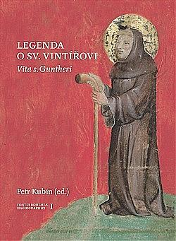Legenda o sv. Vintířovi obálka knihy
