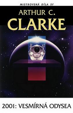 2001: Vesmírná odysea obálka knihy