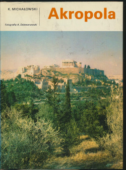 Akropola obálka knihy