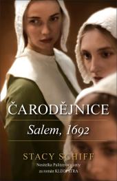 Čarodějnice: Salem, 1692 obálka knihy