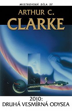 2010: Druhá vesmírná odysea obálka knihy