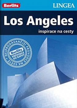 Los Angeles - Inspirace na cesty obálka knihy