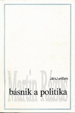 Martin Rázus - básnik a politika obálka knihy