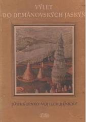 Výlet do demänovských jaskýň obálka knihy