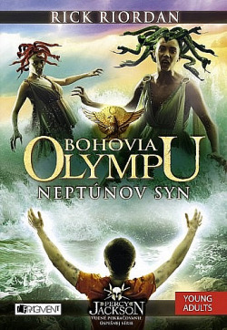 Neptúnov syn obálka knihy