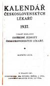 Kalendář československých lékařů