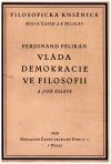 Vláda demokracie ve filosofii