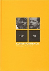 Korespondence TGM - Antonín Rezek