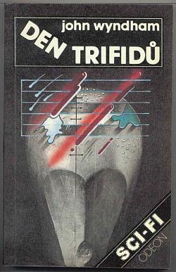 Den Trifidů obálka knihy