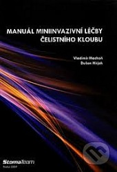 Manuál miniinvazivní léčby čelistního kloubu obálka knihy
