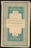 O dandysmu a o Jiřím Brummellovi