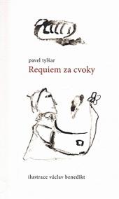 Requiem za cvoky obálka knihy