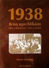 Brno uprchlíkům 1938 obálka knihy
