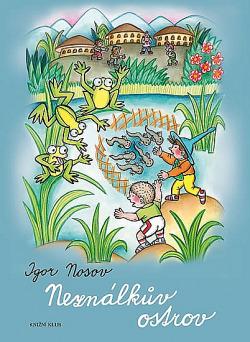 Neználkův ostrov obálka knihy