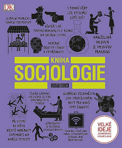 Kniha sociologie obálka knihy