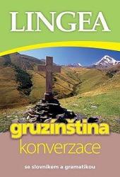 Gruzínština - konverzace obálka knihy