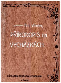 Přírodopis na vycházkách obálka knihy