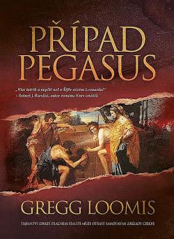 Případ Pegasus obálka knihy