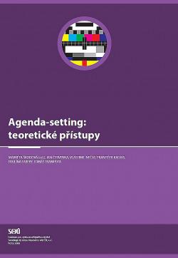 Agenda-setting: Teoretické přístupy obálka knihy