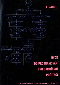 Úvod do programování pro samočinné počítače obálka knihy