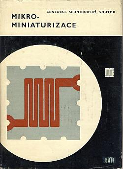 Mikrominiaturizace obálka knihy
