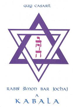 Rabbi Šimon bar Jochaj a kabala obálka knihy