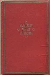 Přátelé výtvarníci obálka knihy